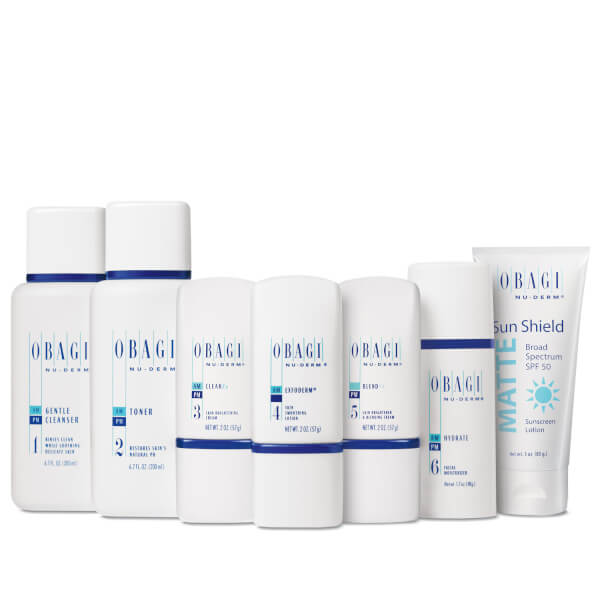 Obagi Nu Derm System. Yes or No.